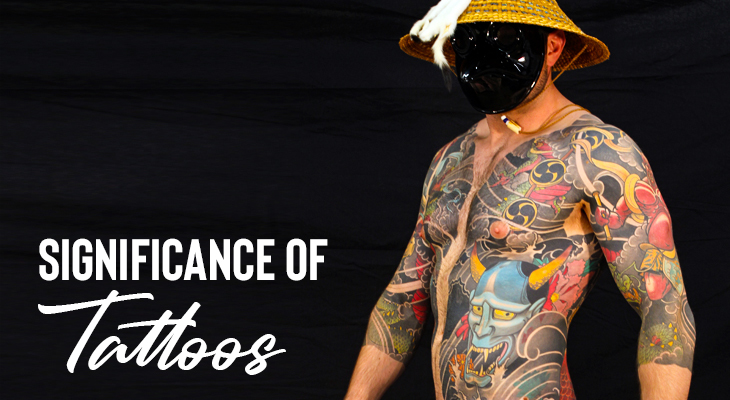 Significance Of Tattoos And Body Art Over Time