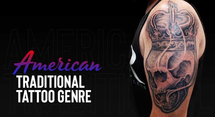 Basics Of An American Traditional Tattoo Genre