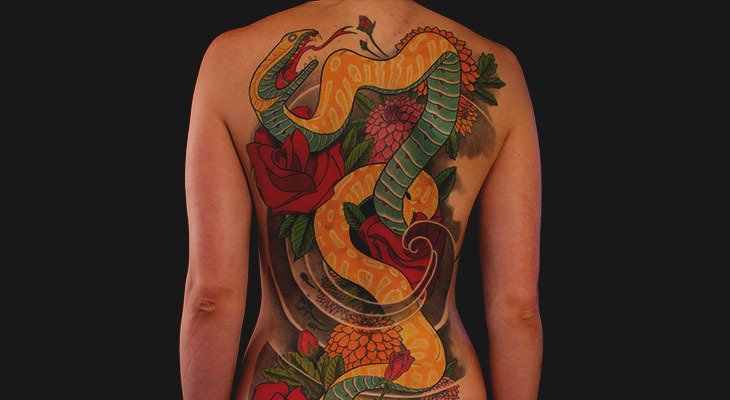 Display Your Creativity With Tattoo's