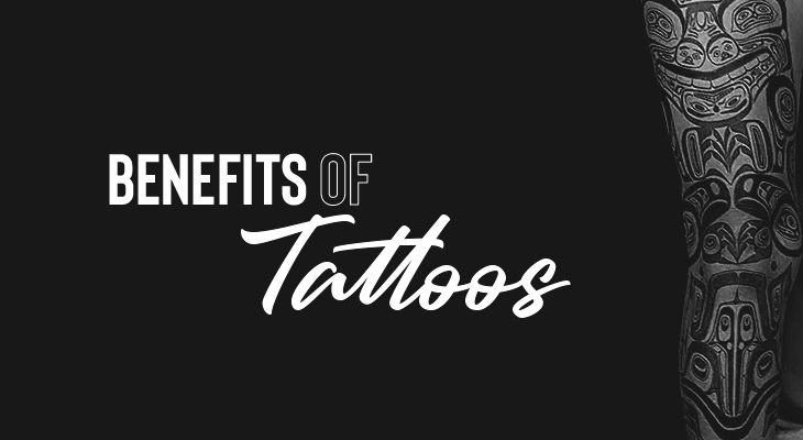 7 Astonishing Health Benefits Of Tattoos